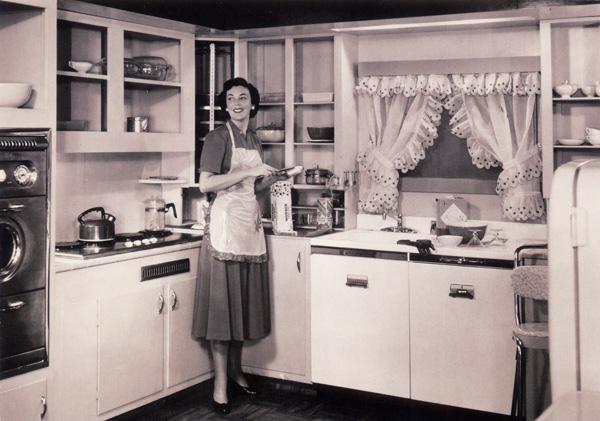 cuisine retro annee 50 solutions pour la d coration int rieure de votre maison. Black Bedroom Furniture Sets. Home Design Ideas